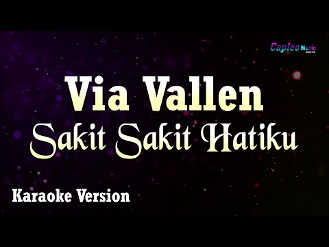 Free Download Karaoke Via Vallen - Sakit Sakit Hatiku (tanpa Vocal) Mp3 dan Mp4