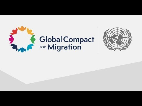 Global Compact for Migration AM Session December 4th - English audio