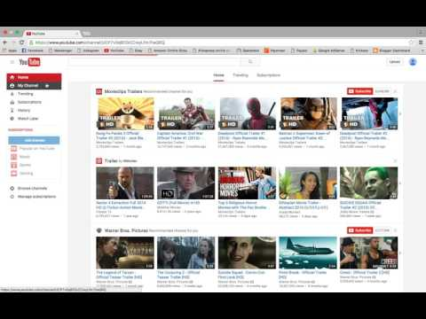 How to make money online from Youtube ( Khmer )