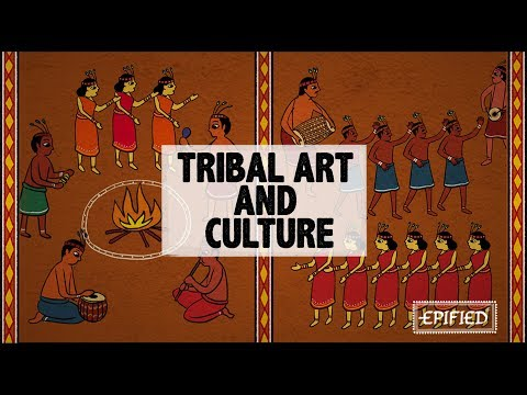 Tribal Art And Culture | #IndiaKaDil | Epified
