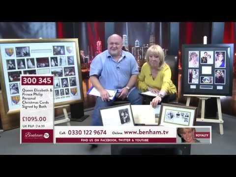 Benham TV's Royalty Collectables Show