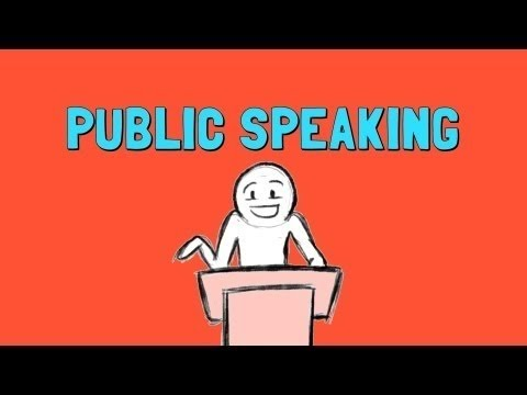 how to become a public speaker on bullying