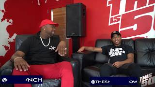 iampvnch sits down with @theshiggyshow and speaks about him getting...