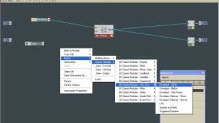 making a simple synth in reaktor 5