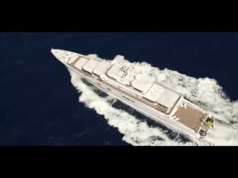The 75m Superyacht Enigma Youtube