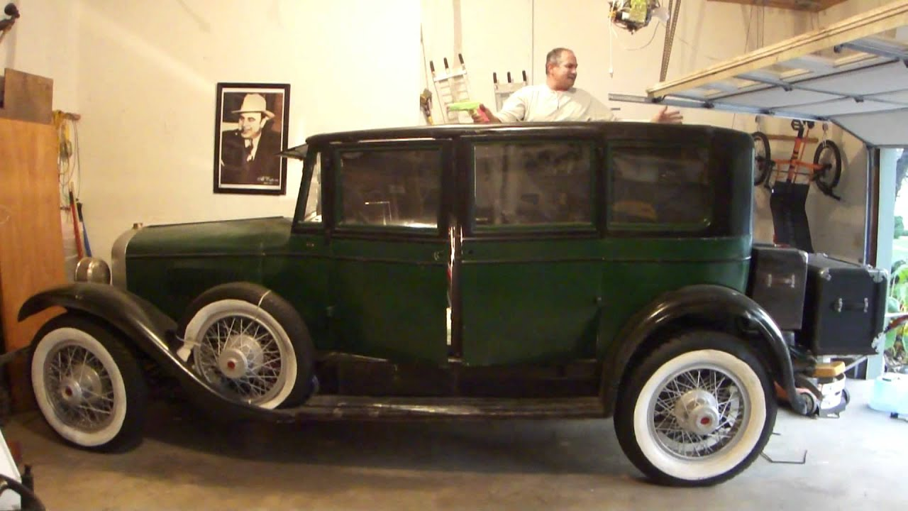 Al Capone Car For Sale