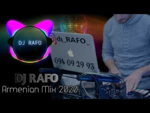 ARMENIAN MIX 2020  DJ RAFO