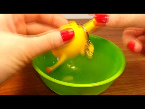 Cutting Open Squishies - Poop Squishy, Mesh Slime Stress Ball And Other Toys