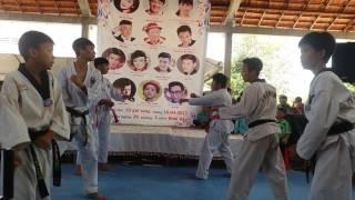 CHÙA KHÁNH LONG: taekwondo khánh long