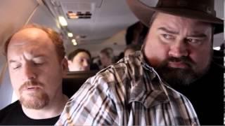 Louis CK   plane ride