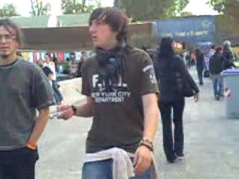 FESTIVAL 2008: walking through creativity