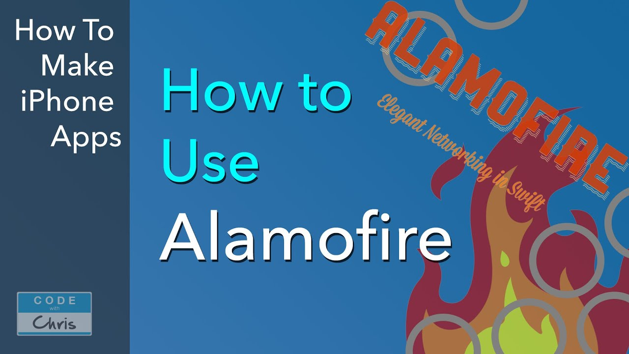 How To Use Alamofire for Networking in your Xcode project (Cocoapod install)
