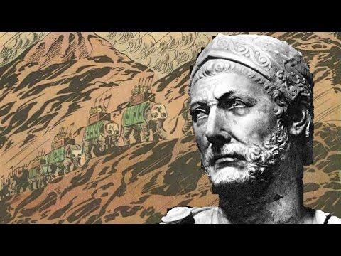 Hannibal - der Feldherr von Karthago (Teil 1)