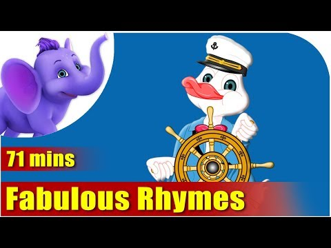 Nursery Rhymes Vol 11 - Thirty Rhymes with Karaoke