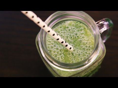 How to Make a Skin Detox Cleanse Smoothie