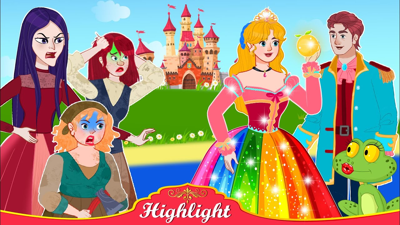Princess Highlight 👸 Beautiful, Clever Princesses | Story For Teenagers | WOA Fairy Tales