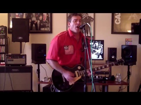 Jail Guitar Doors - The Clash (cover)