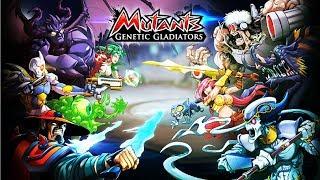 Мутанты Генетические войны Мульт Игра для детей про мутантов #Мобильные игры