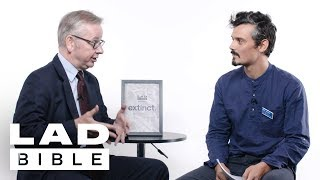Michael Gove Talks To LADbible About Ending The Illegal Wildlife Trade