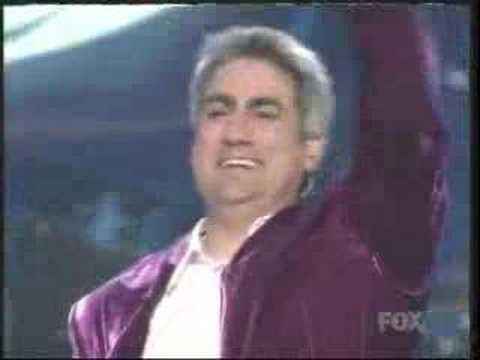 American Idol 5 winner Taylor Hicks - Living for the City