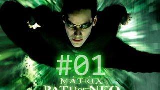 MATRIX - PATH OF NEO HD ESPAÑOL #01 - ELIGE NEO || Killersamus Games