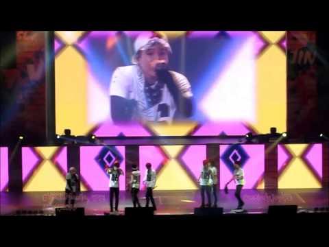 BTS TRBinManila - 팔도강산 (Paldogangsan/ Satoori Rap) FINALE