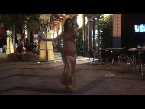 BELLY DANCING- HARD ROCK CASINO FLORIDA-USA