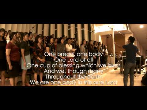 One Bread One Body OLPS Combined Choir