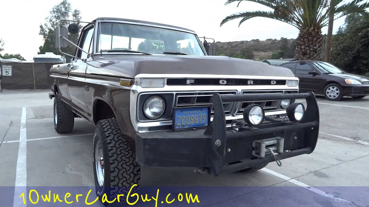 Old Ford Trucks 4x4. Gallery Of Ford F Highboy Pickup Truck Ranger ...