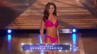 Miss America 2016 - Top 15  - The Miss USA 2016 Competition (9-13-15)