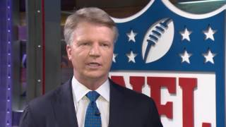 Phil Simms on the Patriots home-field advantage