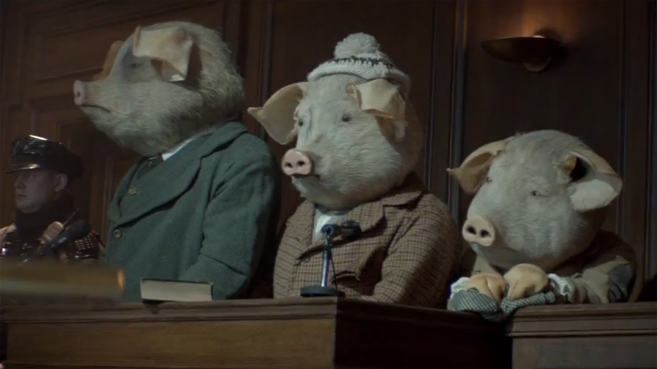 The Three Little Pigs: The Modern Adaptation