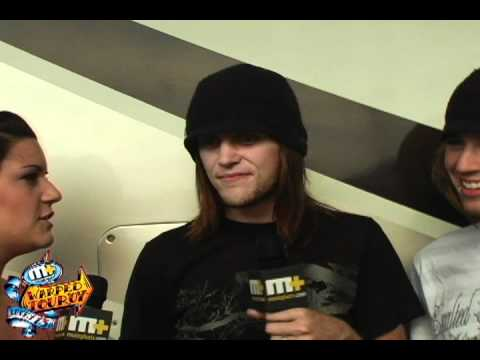 Bless The Fall Interview Warped Tour 2007 Brigitte