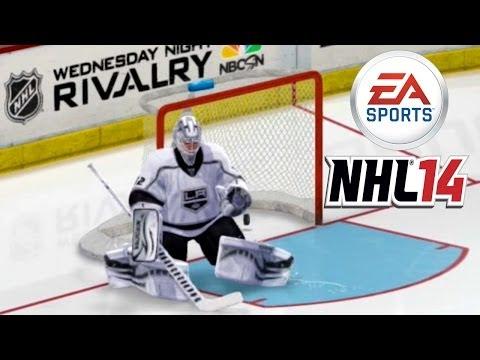 NHL 14 - Xbox 360 Gameplay 720P
