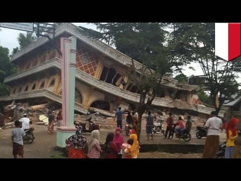 Indonesia earthquake: Nearly 100 dead, hundreds more injured as quake strikes Sumatra - TomoNews