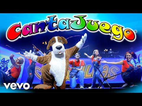 CantaJuego - Twist and Shout (Directo Cosquillas)
