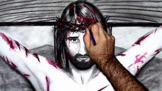 This Is Love - Worship Song & Jesus Art Video by Todd Vaters