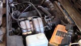 Lada Nova Устраняем причину перегрева двигателя инжекторной ВАЗ 2104.Замена расходников
