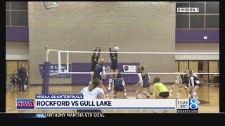 Highlights: Volleyball state quarterfinals