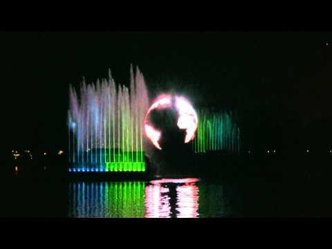 Disney's Epcot Fireworks - HQ Audio