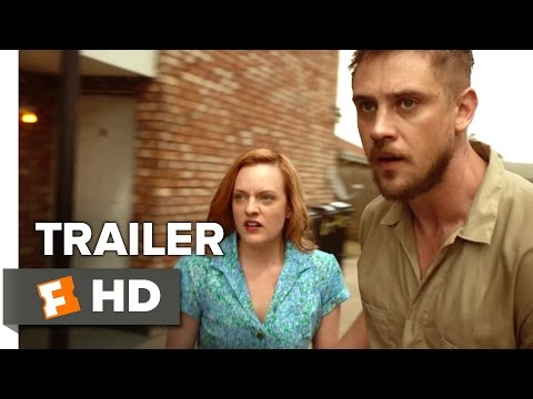 The Free World Official Trailer 1 (2016) - Elisabeth Moss Movie