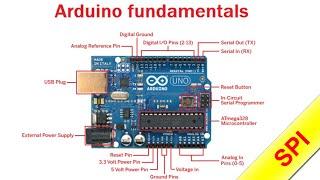 arduino for beginners. Part 17: SPI