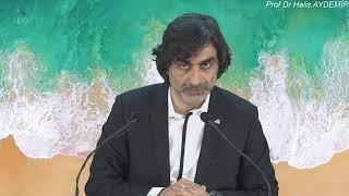 06.10.2019 16 - NAHL Suresi   127 - 128   Prof Dr Halis Aydemir Hece Derneği canlı-yayın