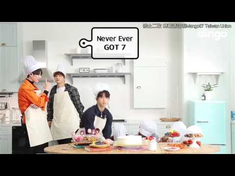 [中字]GOT7 - Never Ever (COOKING LIVE)