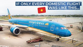 TRIPREPORT | Vietnam Airlines (ECONOMY) | Boeing 787-9 | Ho Chi Minh City - Hanoi