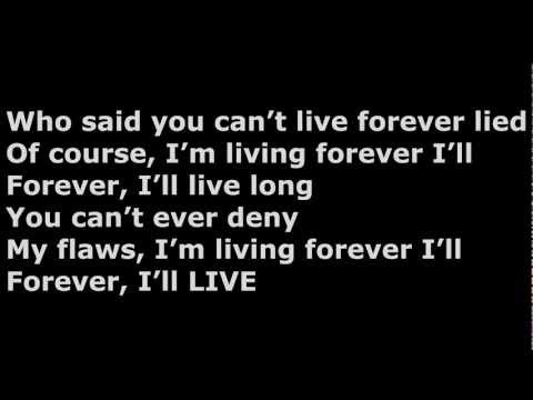 Long Live A$AP - A$AP ROCKY (LYRICS)