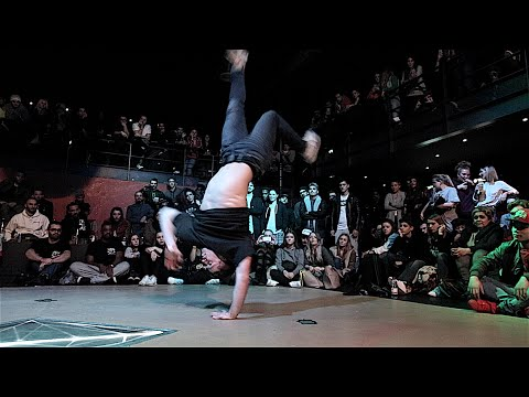 B-Boy Battle B-Boy Daniel vs B-Boy Onel | Samurai Battle | Snooty Tube