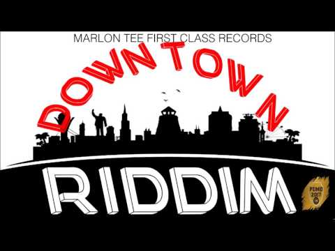 Silent Killer - Competition (Downtown Riddim) 2017 Marlon T First Class Records