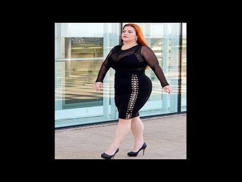 Plus Size Women's Day Dresses from YouTube · Duration:  3 minutes 19 seconds