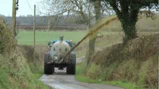 Muck 12 - Tanking Over the Hedge.